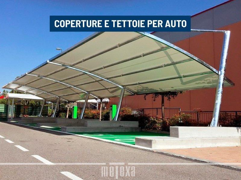 coperture tettoie per auto