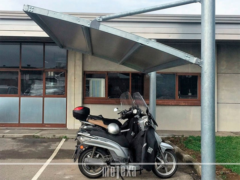 coperture modulari motocicli