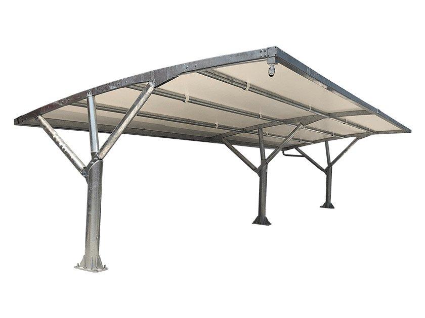 coperture posteggi aziendali fotovoltaiche