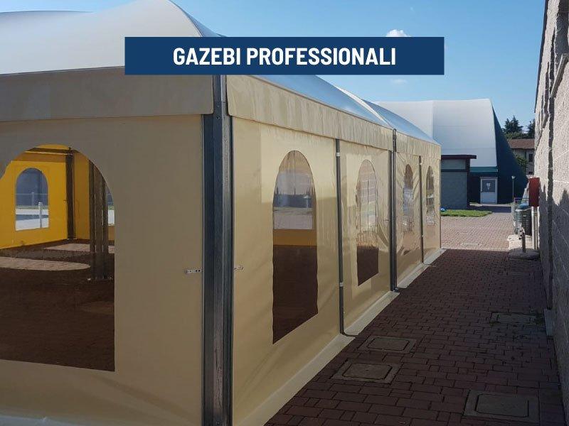 Gazebi professionali