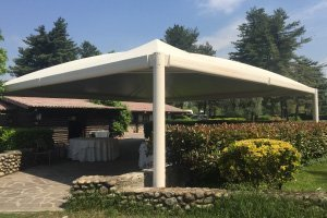 Gazebo professionale GZ40