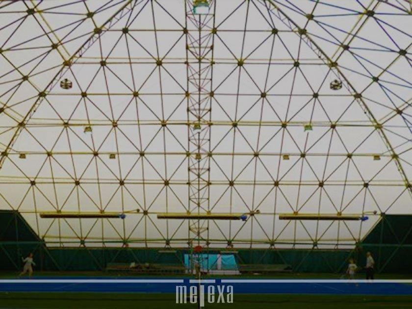 copertura geodetica