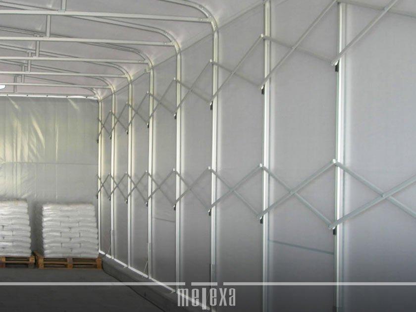 interno tunnel retrattile