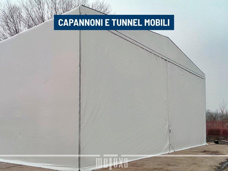 capannoni tunnel in pvc