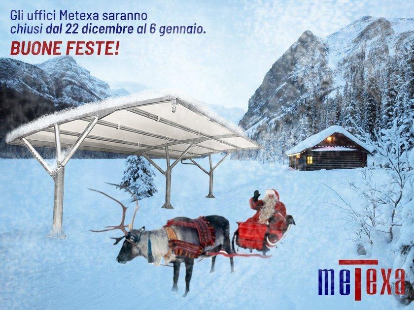 buon natale metexa 2018