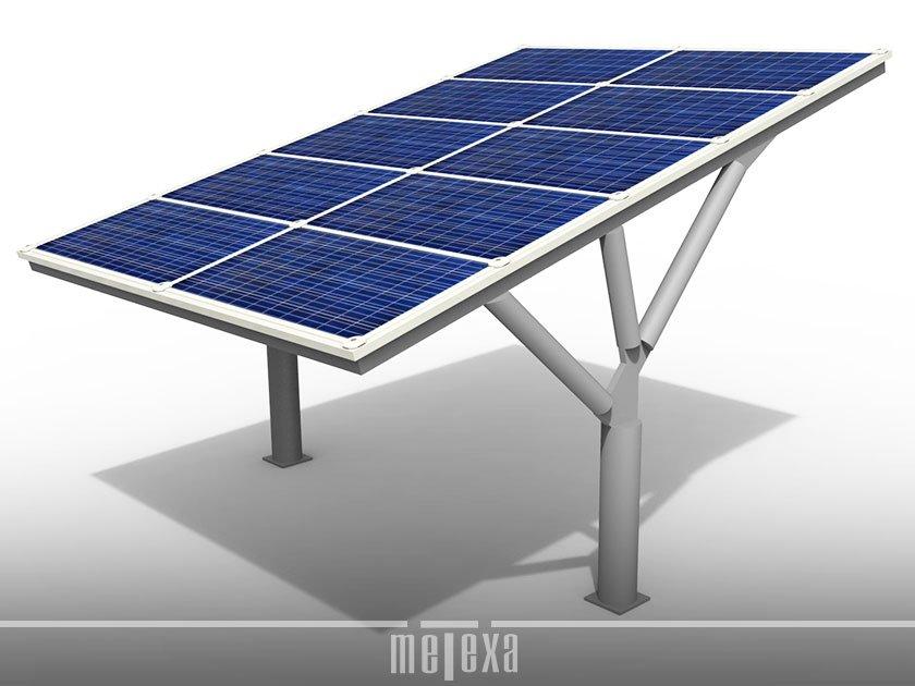 pensiline fotovoltaiche
