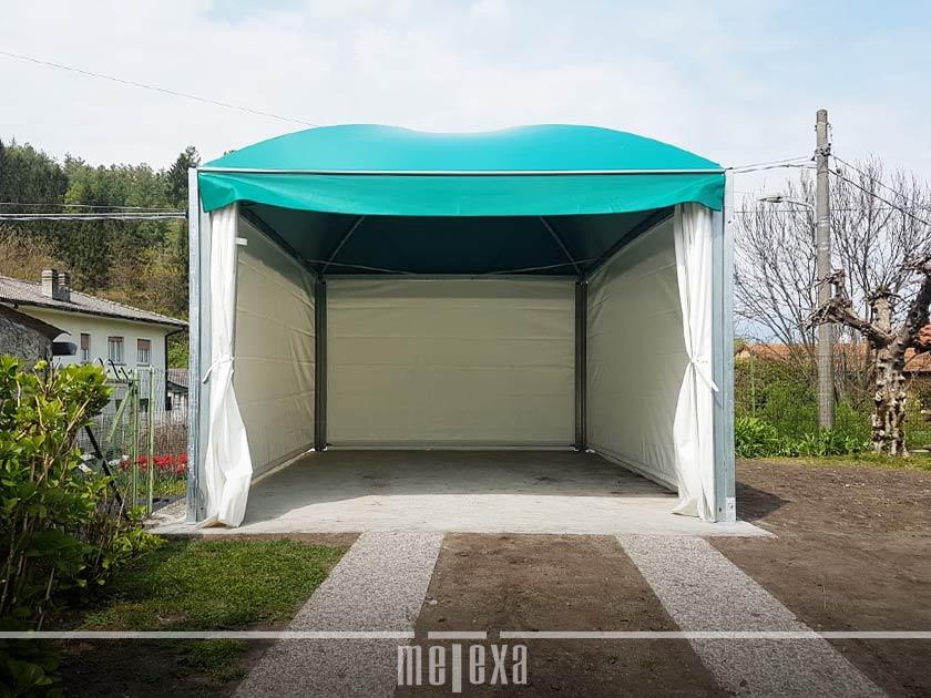 tenda per auto