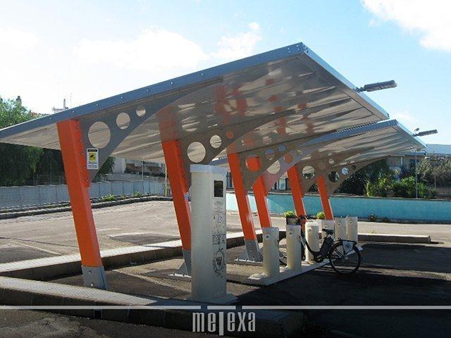 tettoie per auto Venezia