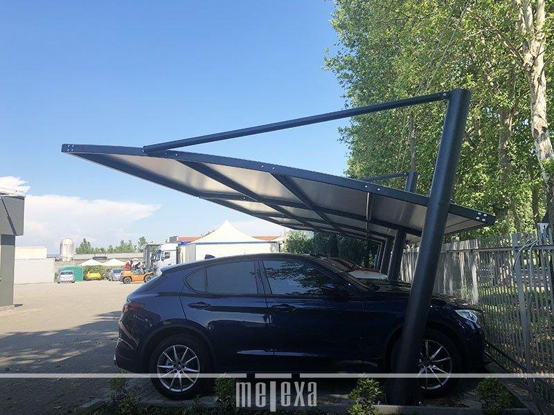 coperture modulari per auto