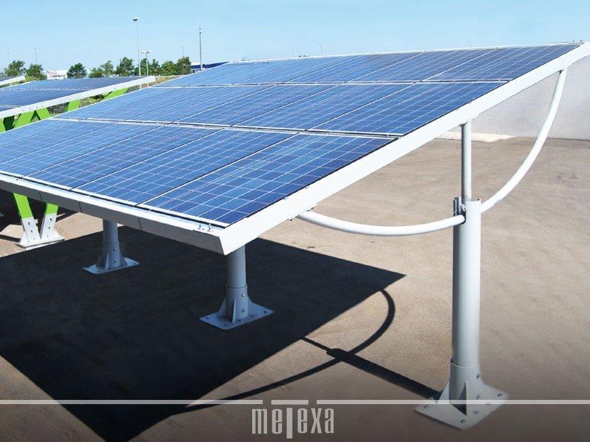 Tettoie auto con fotovoltaico